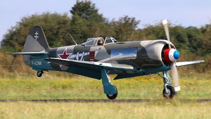 F-AZNN - Private LET C-11