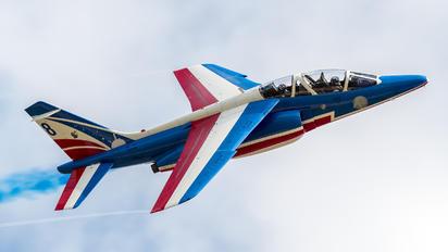 """E87 - France - Air Force """"Patrouille de France"""" Dassault - Dornier Alpha Jet E"""