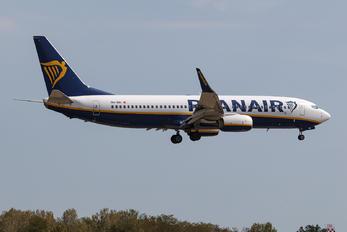 9H-QBI - Ryan Air Boeing 737-800