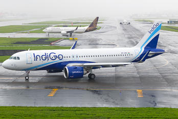 VT-ISX - IndiGo Airbus A320 NEO