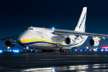 UR-82009 - Antonov Airlines /  Design Bureau Antonov An-124-100 Ruslan