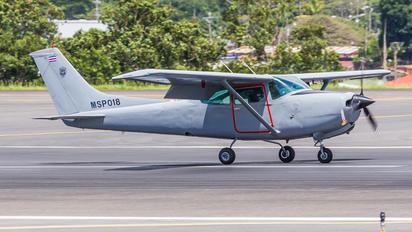 MSP018 - Costa Rica - Ministry of Public Security Cessna 182 Skylane RG