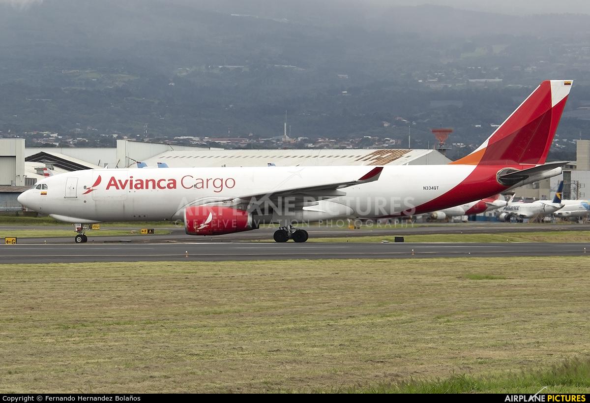 Avianca Cargo N334QT aircraft at San Jose - Juan Santamaría Intl