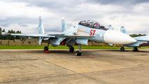 RF-81768 - Russia - Aerospace Forces Sukhoi Su-30SM aircraft
