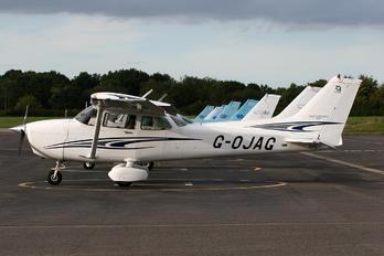 G-OJAG - Valhalla Aviation Cessna 172 Skyhawk (all models except RG)
