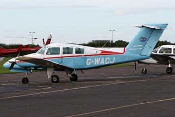 G-WACJ - Wycombe Air Centre Beechcraft 76 Duchess