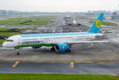 Uzbekistan Boeing 757 visited Mumbai within a repatriation flight