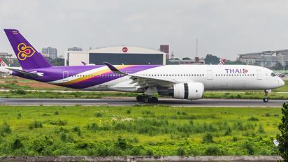 HS-THN - Thai Airways Airbus A350-900