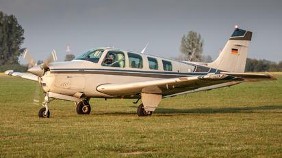 D-EAWK - Private Beechcraft 36 Bonanza