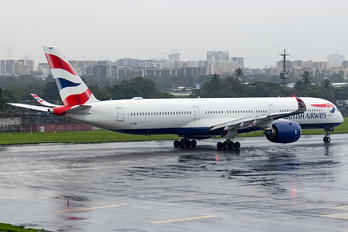 G-XWBF - British Airways Airbus A350-1000