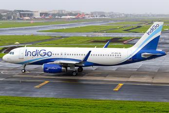 VT-IFN - IndiGo Airbus A320
