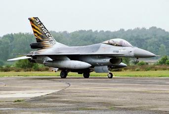 FA-87 - Belgium - Air Force General Dynamics F-16AM Fighting Falcon