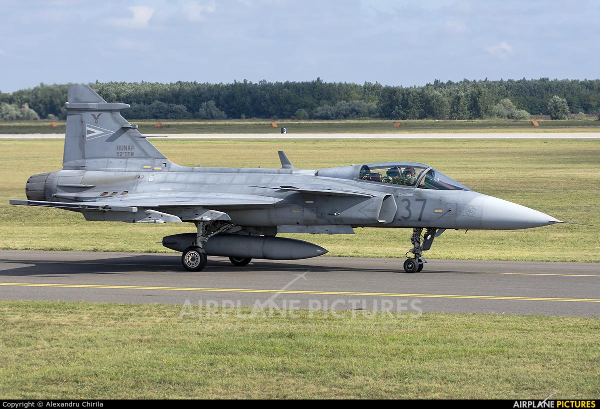 Hungary - Air Force 37 aircraft at Kecskemét