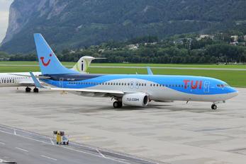 OO-JAQ - TUI Airlines Belgium Boeing 737-800