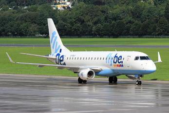 G-FBJF - Flybe Embraer ERJ-175 (170-200)