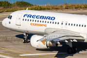 9H-FHA - FreeBird Airlines Airbus A320 aircraft