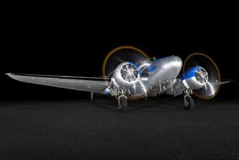 HB-GAC - Private Beechcraft 18 Twin Beech, Expeditor