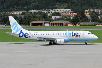 G-FBJB - Flybe Embraer ERJ-175 (170-200)