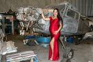 - Aviation Glamour - Aviation Glamour - Model MGGT at Guatemala - La Aurora airport