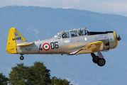 MM54101 - Private North American Harvard/Texan (AT-6, 16, SNJ series) aircraft