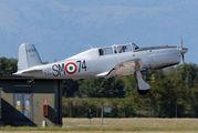 I-AEKA - Private Fiat G46 aircraft