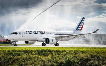 F-HZUA - Air France Airbus A220-300