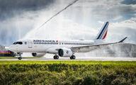 F-HZUA - Air France Airbus A220-300 aircraft