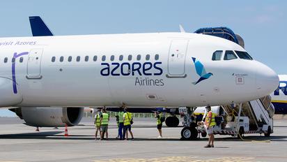 CS-TSG - Azores Airlines Airbus A321