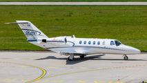 OK-PBT - Queen Air Cessna 525 CitationJet aircraft