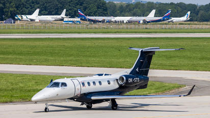 OK-STS - Queen Air Embraer EMB-500 Phenom 100