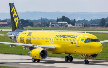SX-DGK - ITA Transportes Aéreos Airbus A320