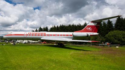DDR-SCK - Interflug Tupolev Tu-134A