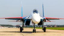"RF-95906 - Russia - Air Force ""Russian Knights"" Sukhoi Su-35S aircraft"