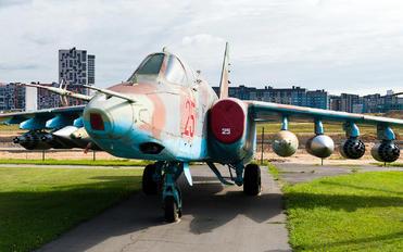 25 - Belarus - Air Force Sukhoi Su-25