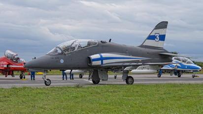 HW-339 - Finland - Air Force: Midnight Hawks British Aerospace Hawk 51