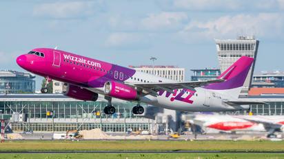 HA-LYN - Wizz Air Airbus A320