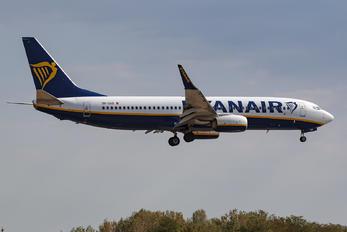 9H-QAB - Ryanair (Malta Air) Boeing 737-8AS
