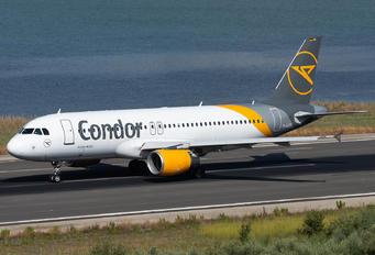 D-AICS - Condor Airbus A320