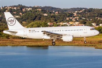 D-ASSM - Sundair Airbus A319