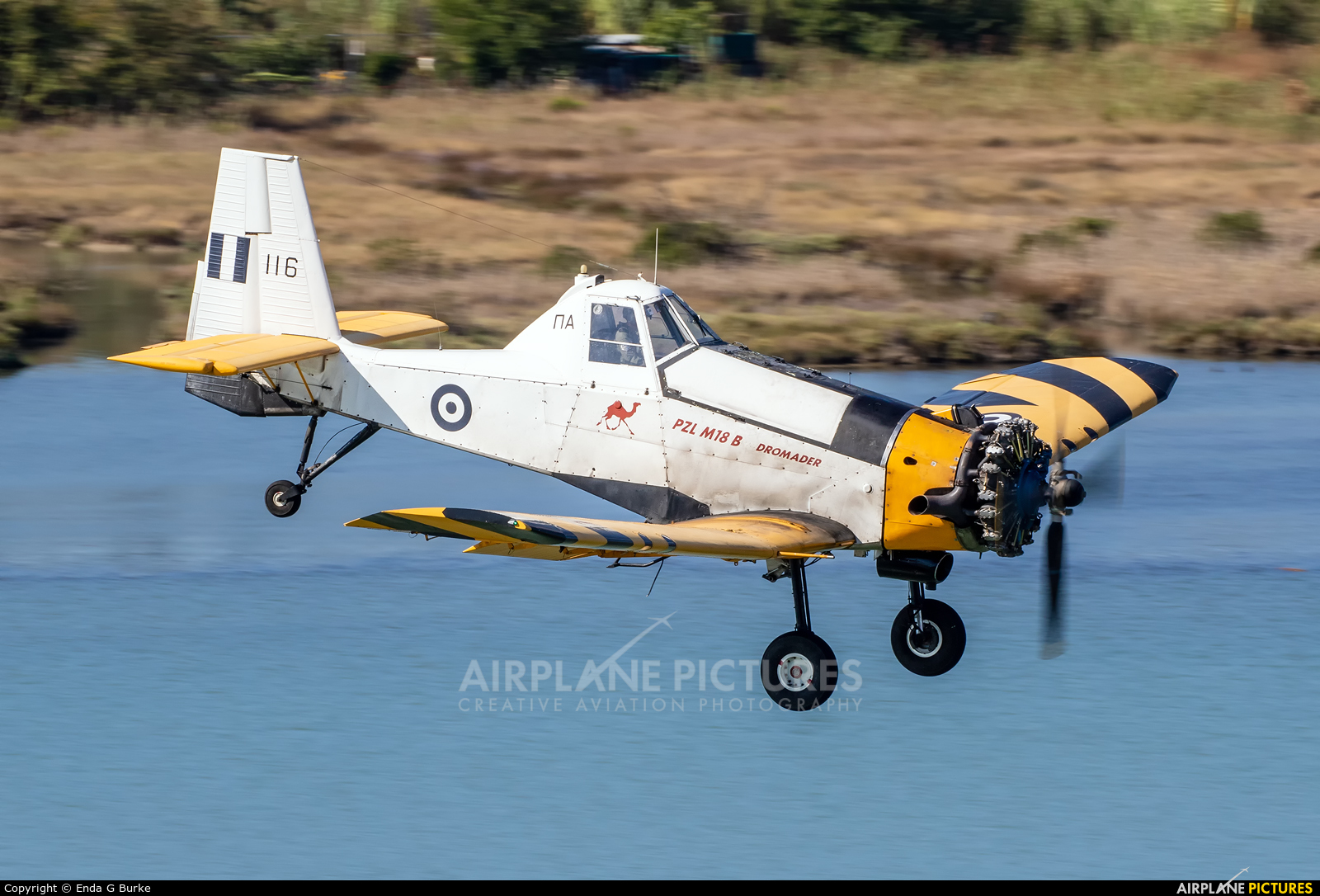Greece - Hellenic Air Force 116 aircraft at Corfu - Ioannis Kapodistrias