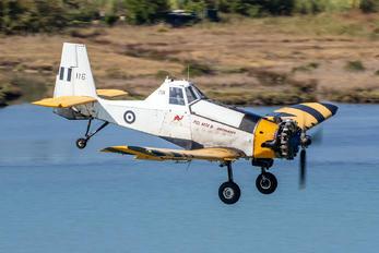 116 - Greece - Hellenic Air Force PZL M-18 Dromader