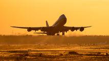 HL7623 - Korean Air Cargo Boeing 747-8F aircraft