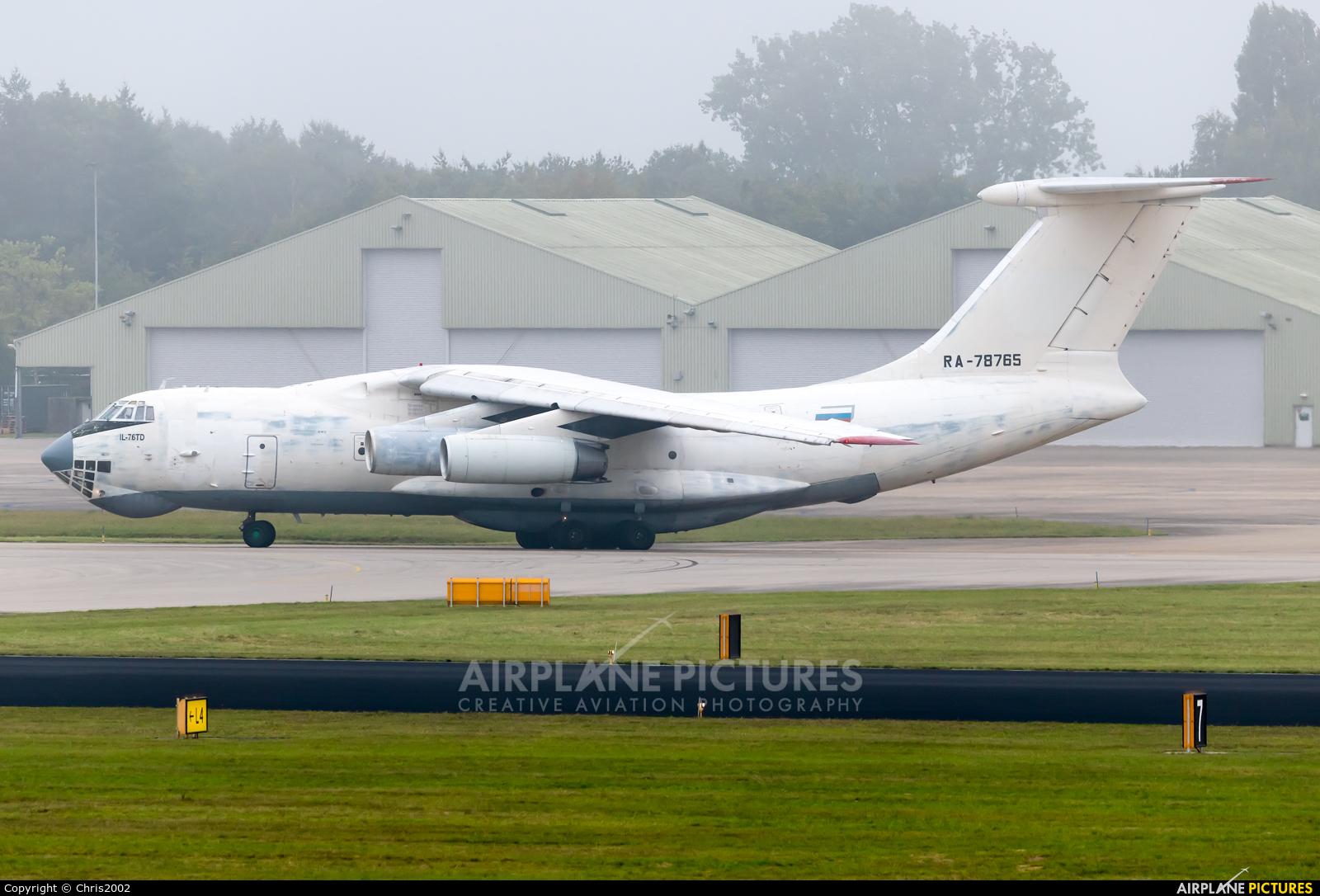 Aviacon Zitotrans RA-78765 aircraft at Eindhoven