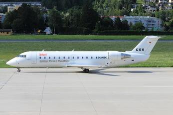 D-ANSK - Global Reach Aviation Bombardier CRJ-200LR