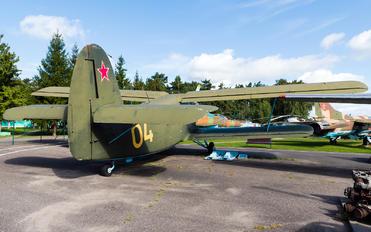 04 - Belarus - DOSAAF Antonov An-2