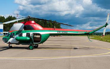 EW-029AO - Belarus - DOSAAF Mil Mi-2