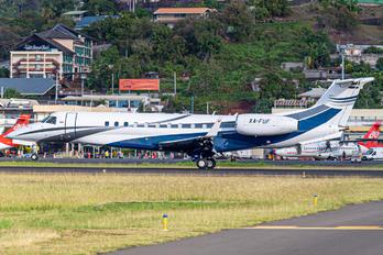 XA-FUF - Private Embraer EMB-135BJ Legacy 600