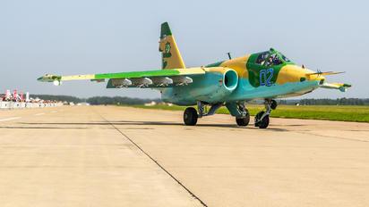 02 - Russia - Air Force Sukhoi Su-25SM3
