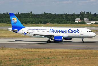 OO-TCJ - Thomas Cook Belgium Airbus A320