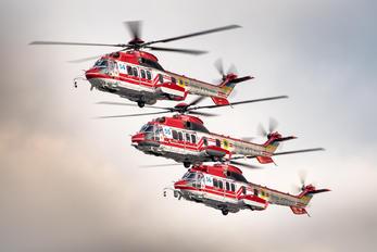 54 - Ukraine - Emergency Service Eurocopter EC225 Super Puma